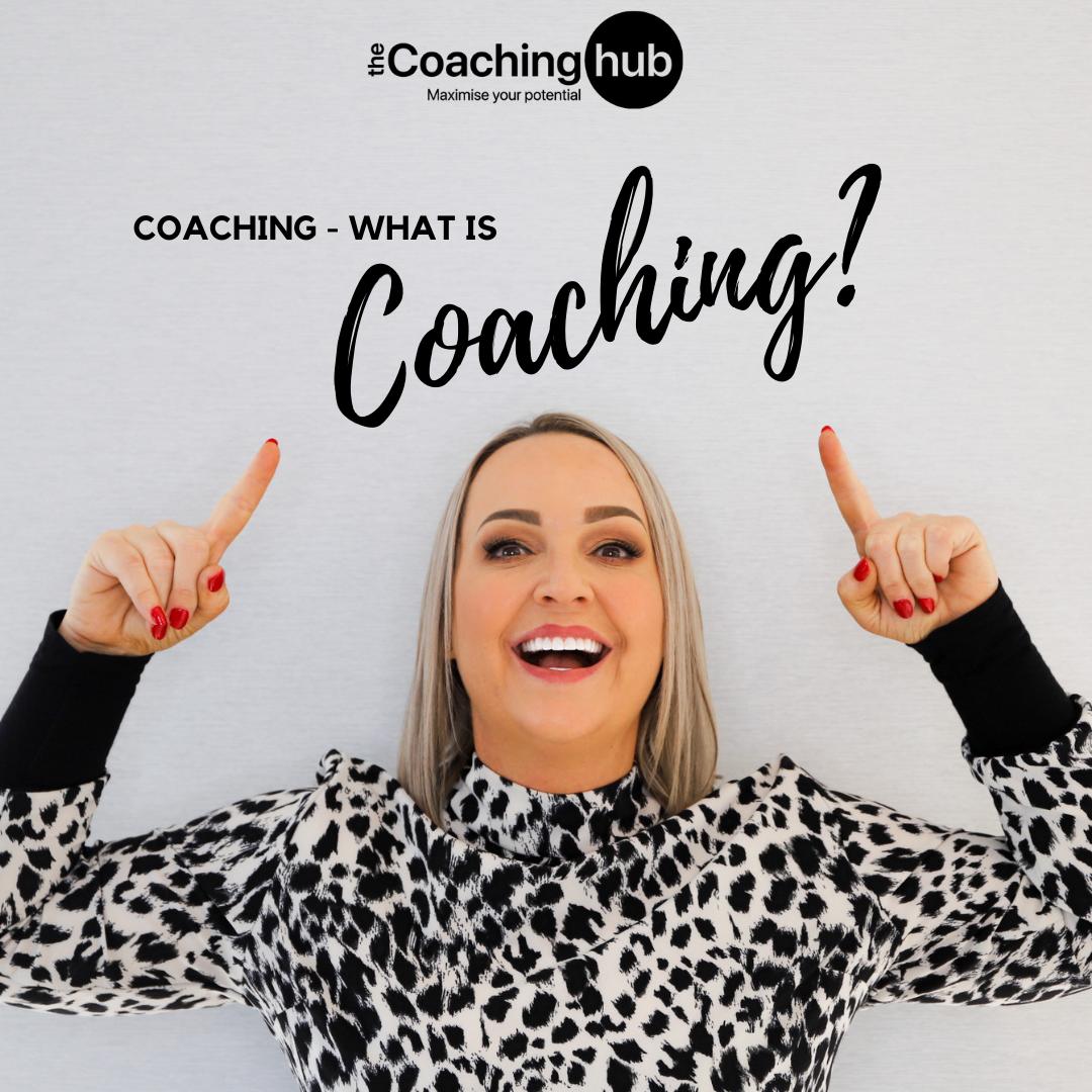 Coaching what is coaching