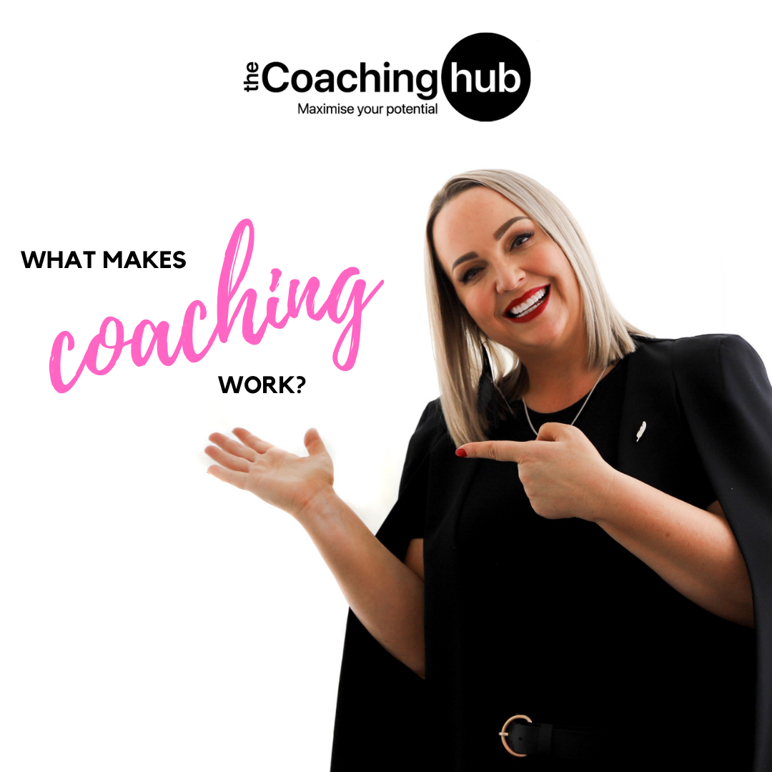 what makes coaching work
