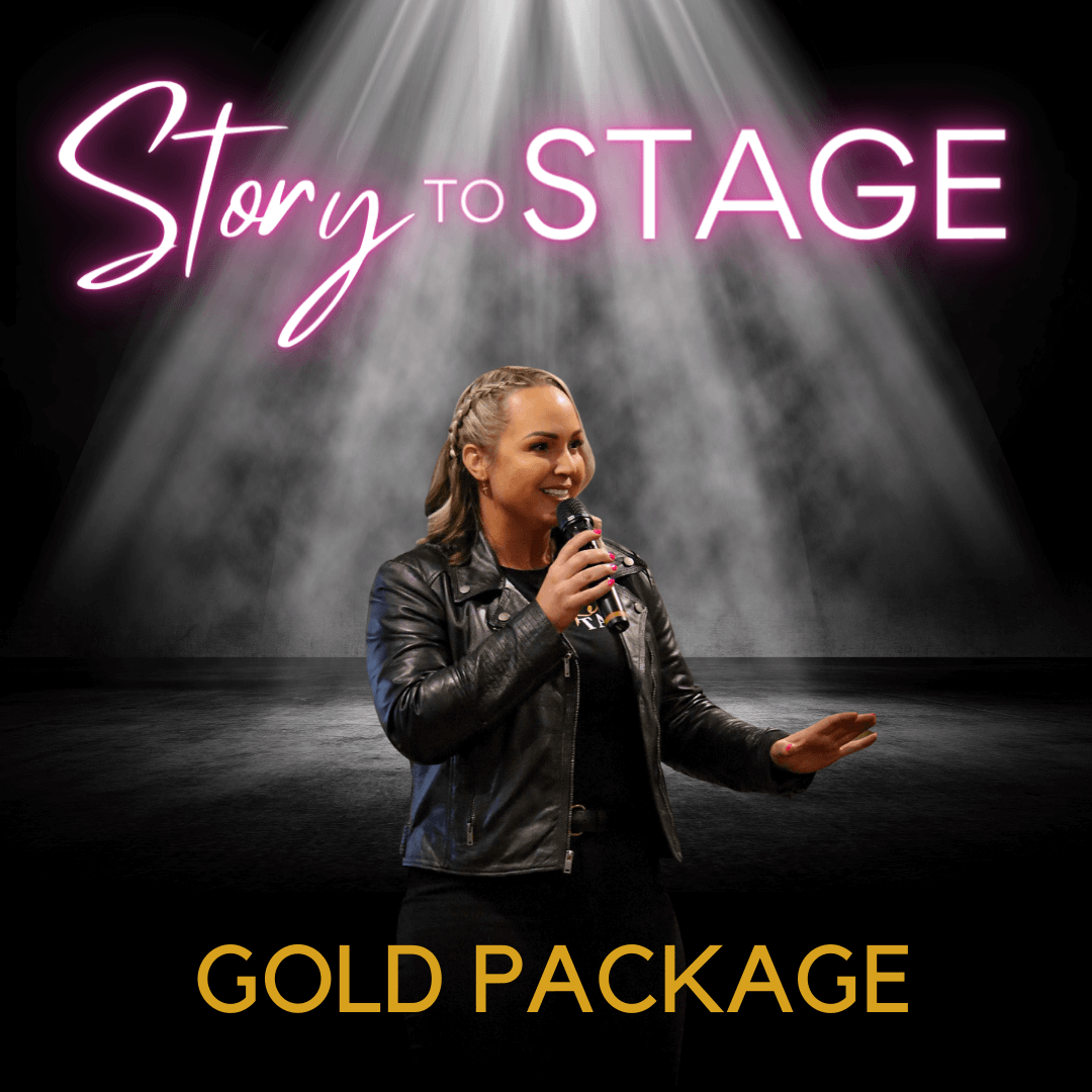 Gold Package Story to Stage