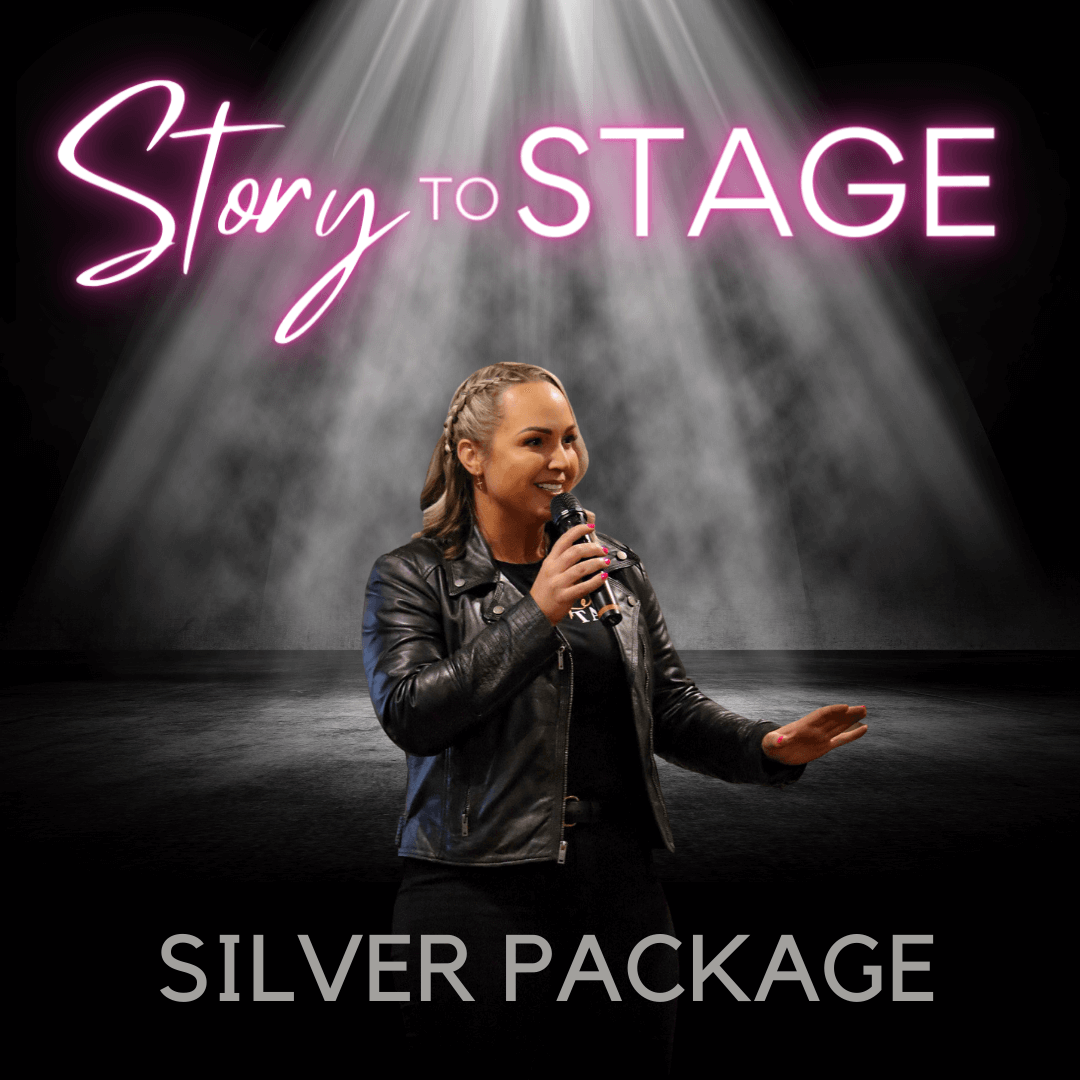 Silver Package Story to stage